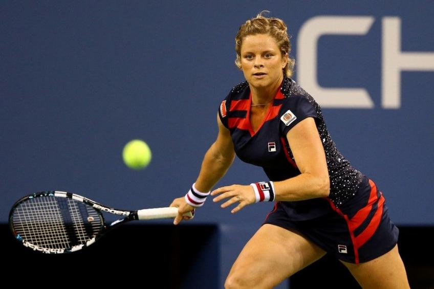 Kim Clijsters back to practice ahead of 2020 return
