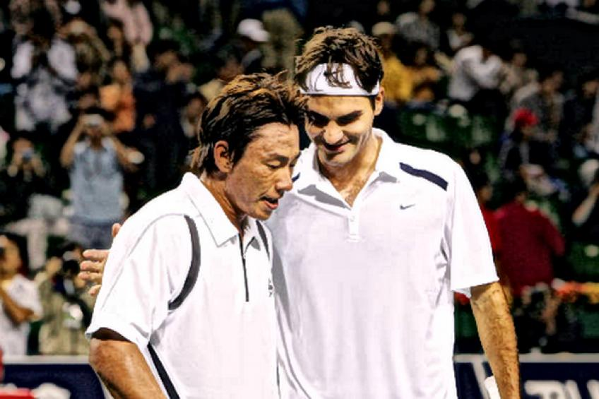 On this day: Roger Federer tops Benjamin Becker to reach first Tokyo final