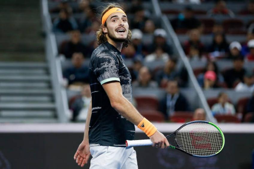 'It was disgusting' - Tsitsipas recalls drinking alcohol after Laver Cup