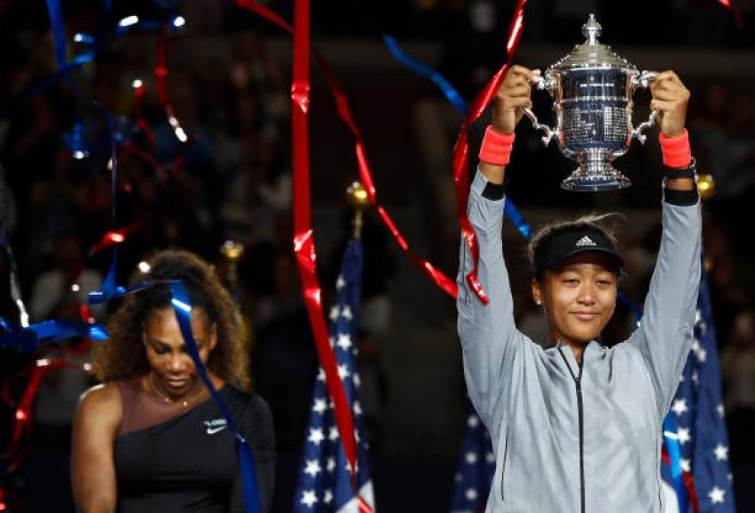 Naomi Osaka: 'US Open win over Serena Williams was very promising'