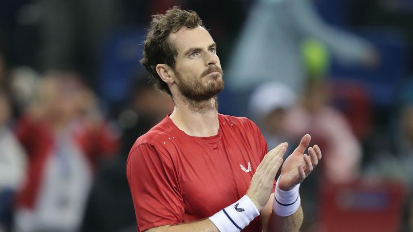 Andy Murray reflects on Juan Ignacio Londero win at Shanghai
