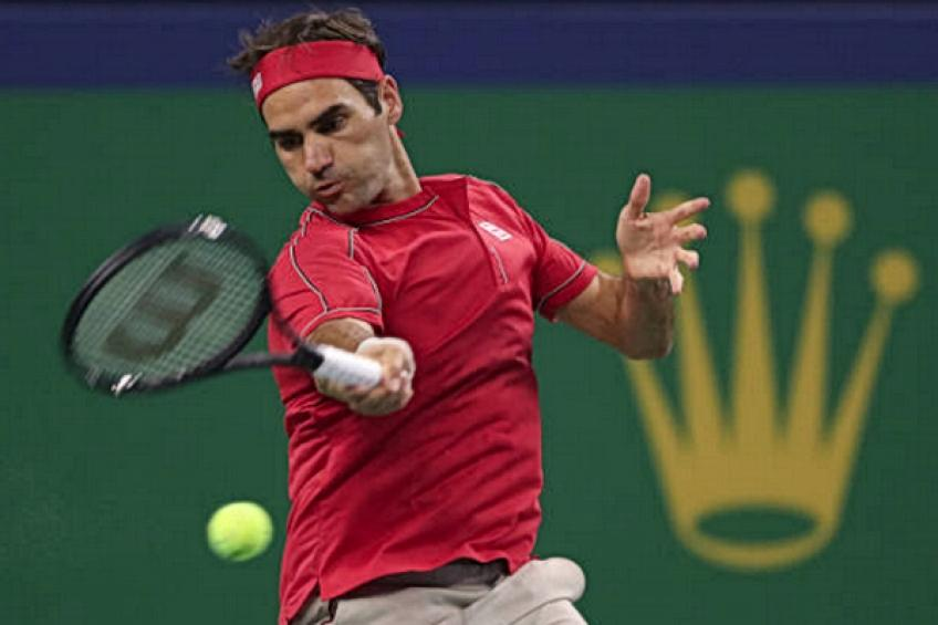 ATP Shanghai: Roger Federer tops Albert Ramos-Vinolas for winning start