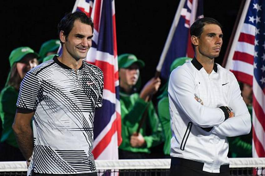 Federer, Nadal, Djokovic are thinking about Grand Slam titles record -Tiley
