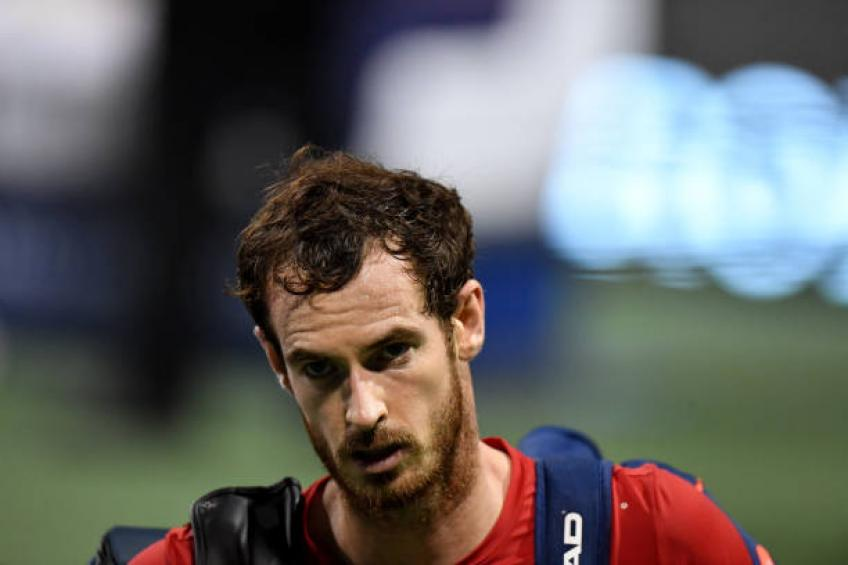 Andy Murray: 'I was just consumed by this pain in my hip'