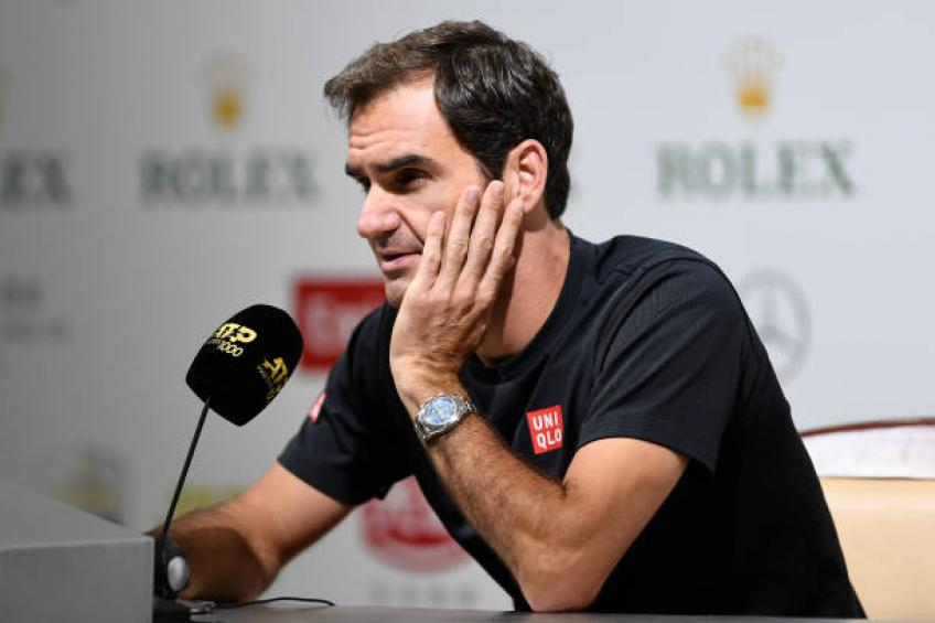 Roger Federer: 'I watched highlights of 2015 loss to Albert Ramos'