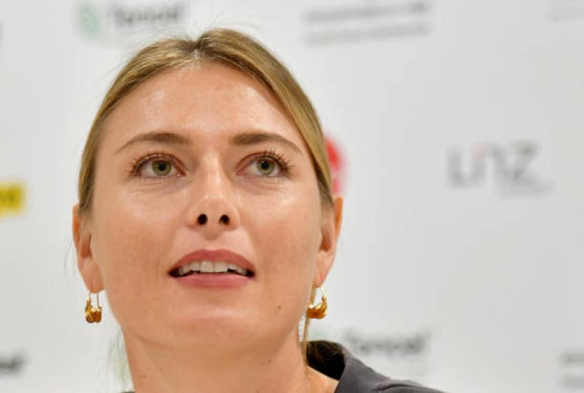 'Maria Sharapova has a very complicated schedule, may miss Luxembourg'