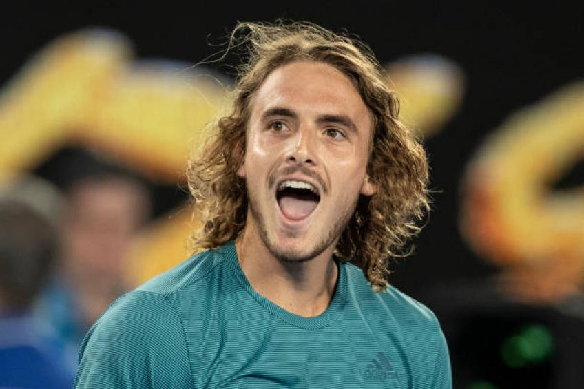 Tsitsipas: 'Roger Federer, Rafael Nadal and Djokovic cannot win everything'