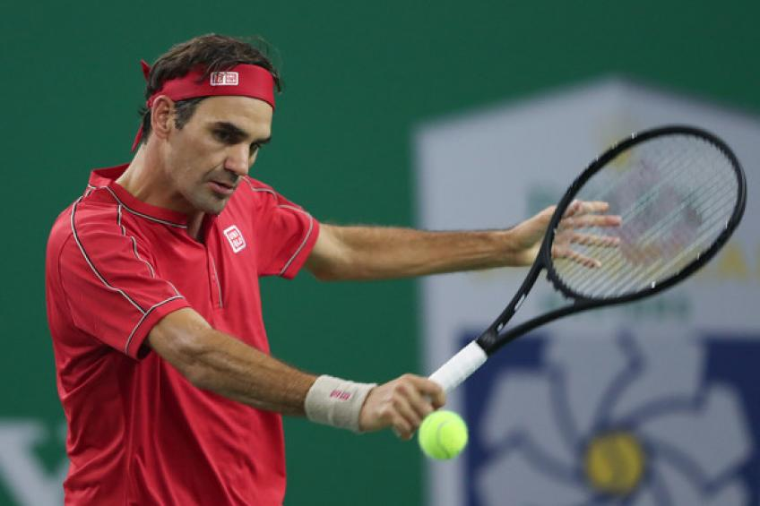 Roger Federer to finish 2019 at brand-new Hangzhou exhibition event