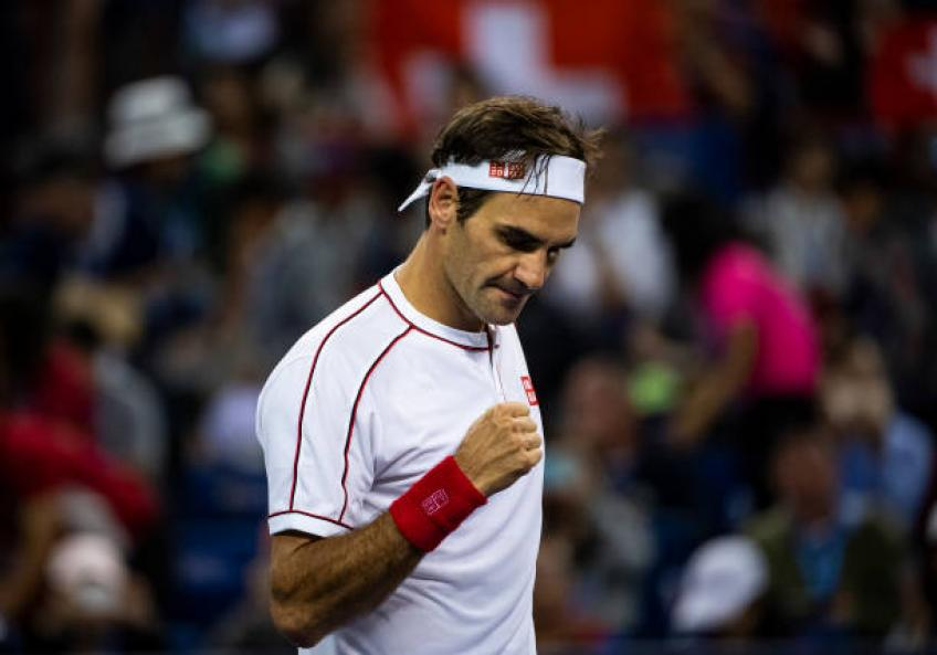 Roger Federer: 'Shanghai organizers asked me to play in Hangzhou'