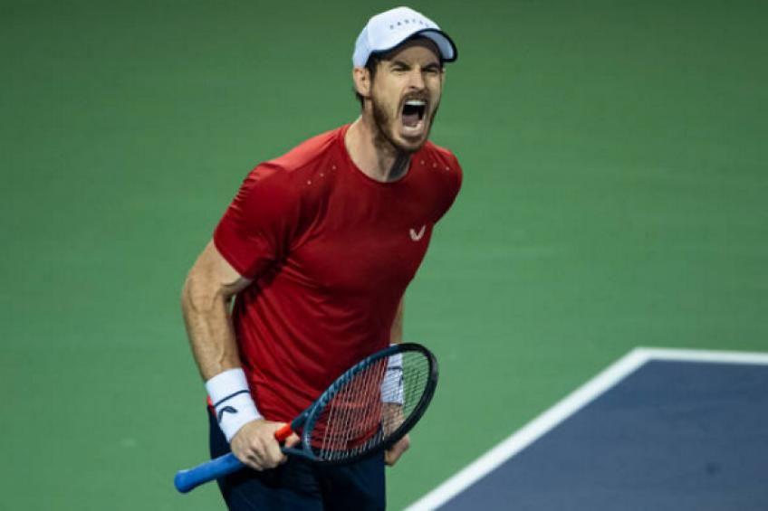 Andy Murray: 'I have been playing some good tennis, I'm competitive again'