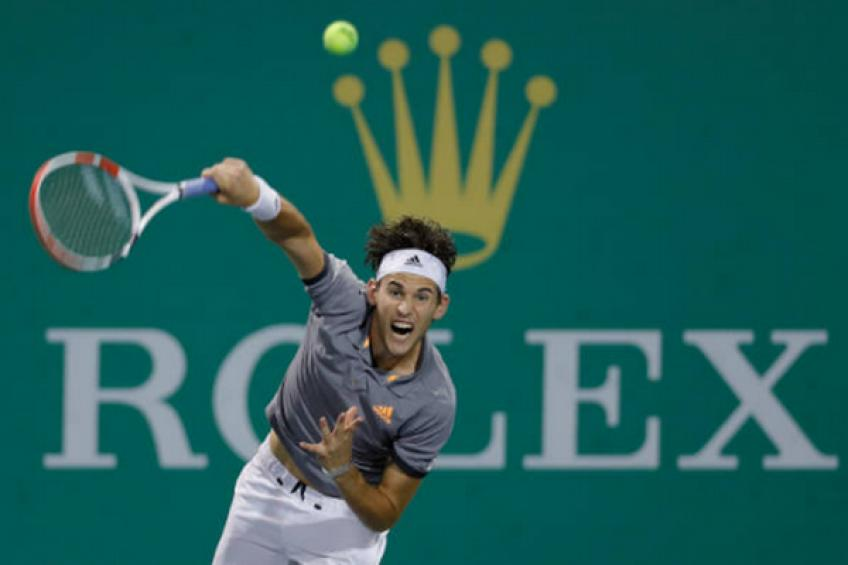 Dominic Thiem: 'My next goal is to beat Rafael Nadal at Roland Garros'