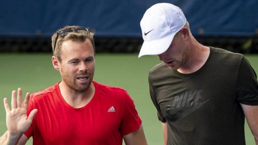 Dan Evans to work with Former Coach