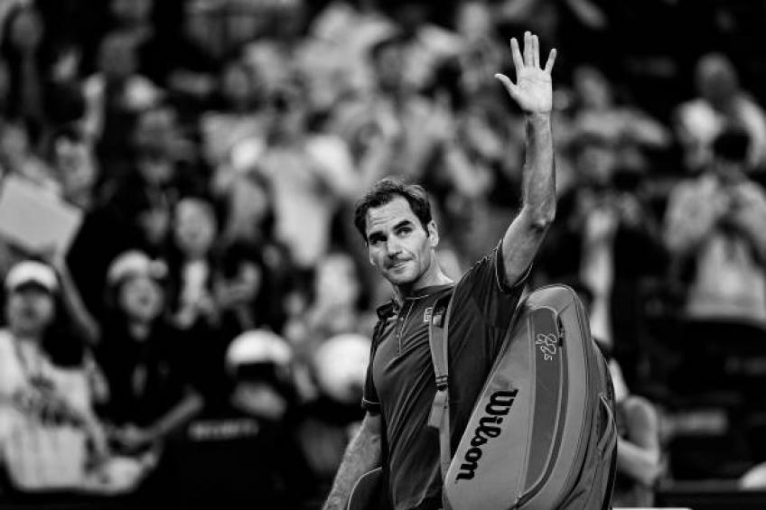 Roger Federer: 'Unreal crowds in Shanghai. I will be back in China in..'