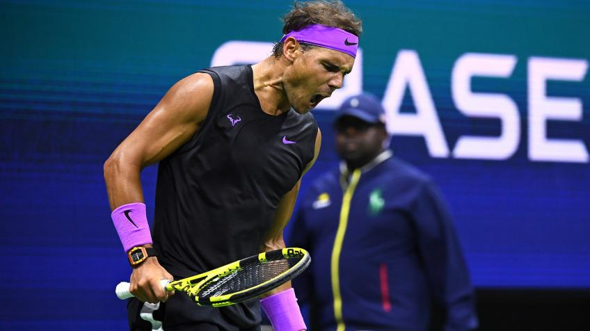 Rafael Nadal defeated Daniil Medvedev because he is more experienced -Safin