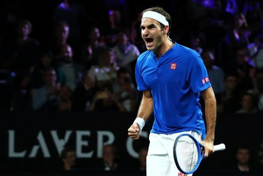 Federer likes tennis a lot, he wants to make Laver Cup stronger - Petkovic