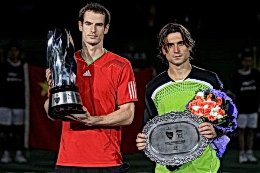 On this day: Andy Murray tops David Ferrer to defend Shanghai crown