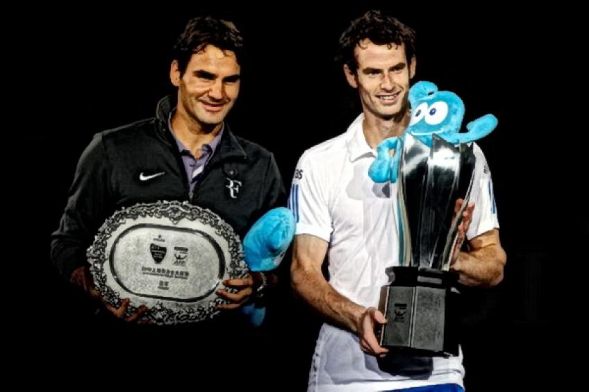 Shanghai Flashback: Andy Murray beats Roger Federer for perfect Shanghai debut