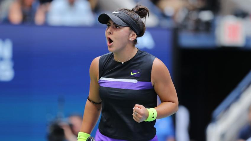 Bianca Andreescu can tame all the WTA players