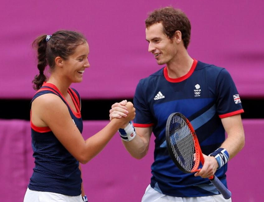 Laura Robson: You have to take motivation from Murray