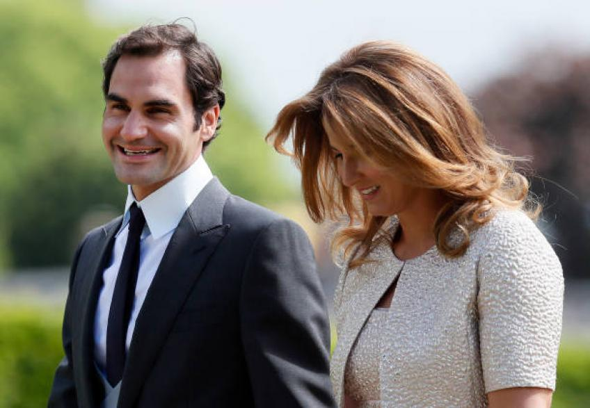 Roger Federer: 'Travelling with wife and children is a massive task'