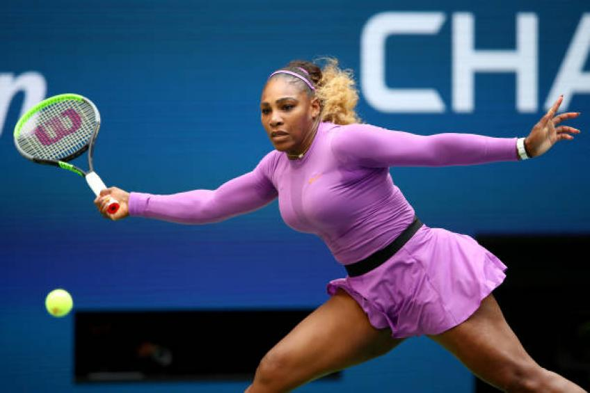 Serena Williams re-created her body from zero, says coach