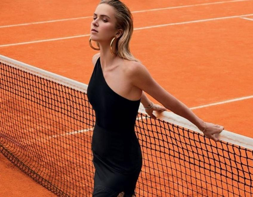 Elina Svitolina: 'Everyone knows about my win over Serena Williams'
