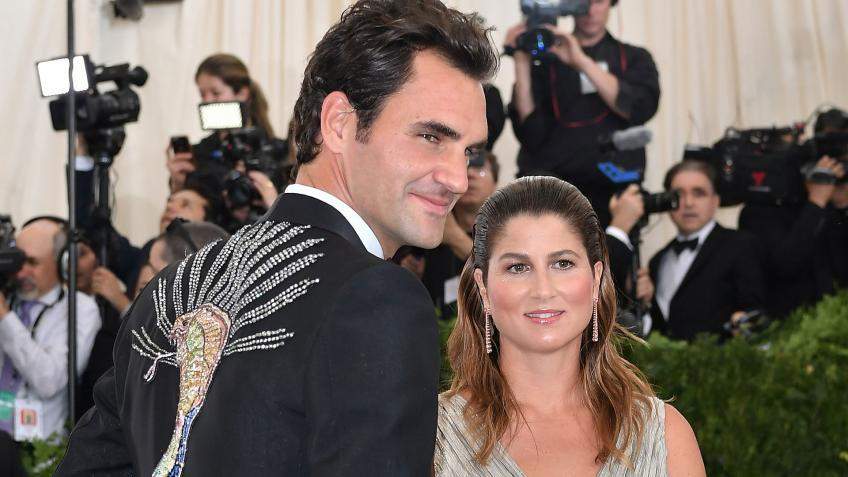 Roger Federer: 'I met my wife at Olympics. We kissed there for first time'