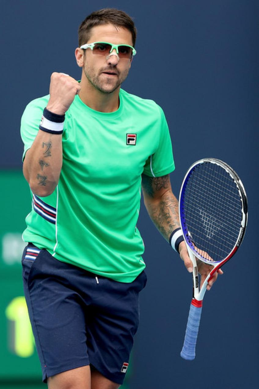 Janko Tipsarevic victorious at Stockholm his last career tour