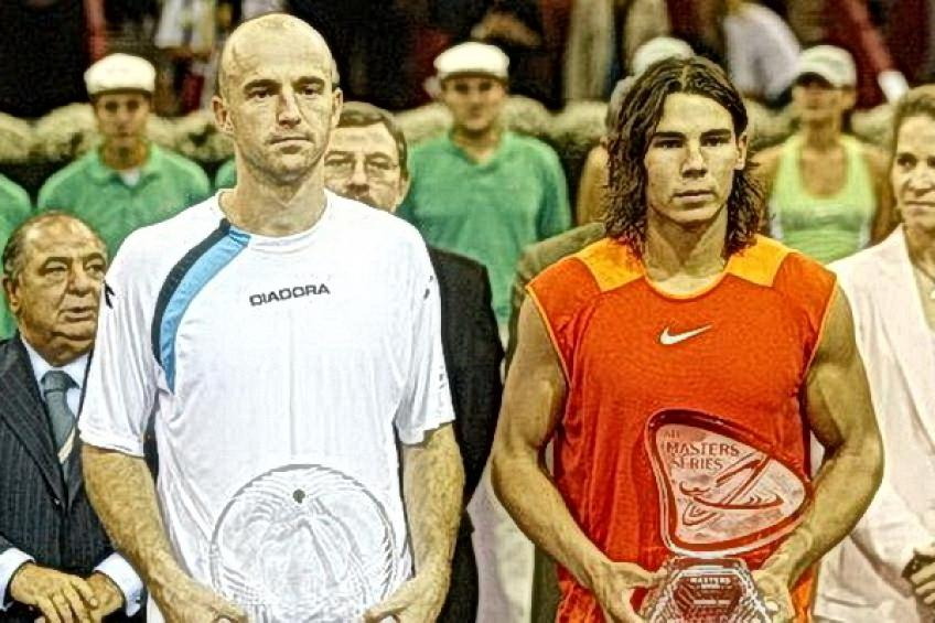 On this day: Rafael Nadal edges Ivan Ljubicic to conquer Madrid