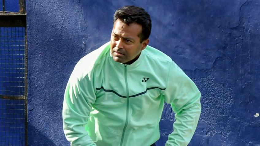 Leander Paes speaks about Nagal and Gunneswaran