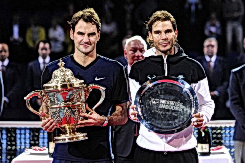 Basel Flashback: Roger Federer beats Rafael Nadal for the first time since..