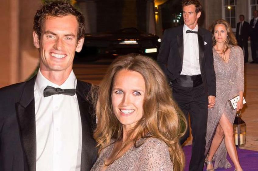 Andy Murray shares how his wife Kim supports him