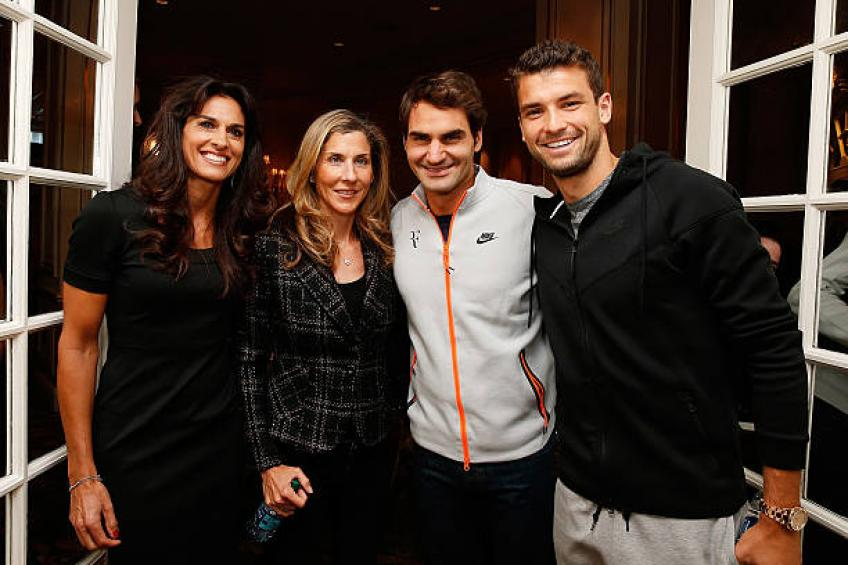 Gabriela Sabatini may play exhibition match with Roger Federer in Argentina