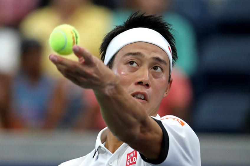 Kei Nishikori trying to find ways to success with a new path