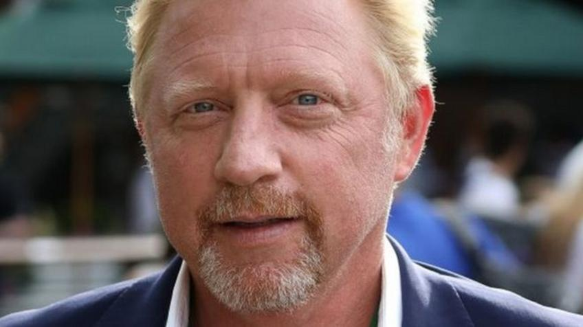 Boris Becker gets fined after using mobile phone while driving