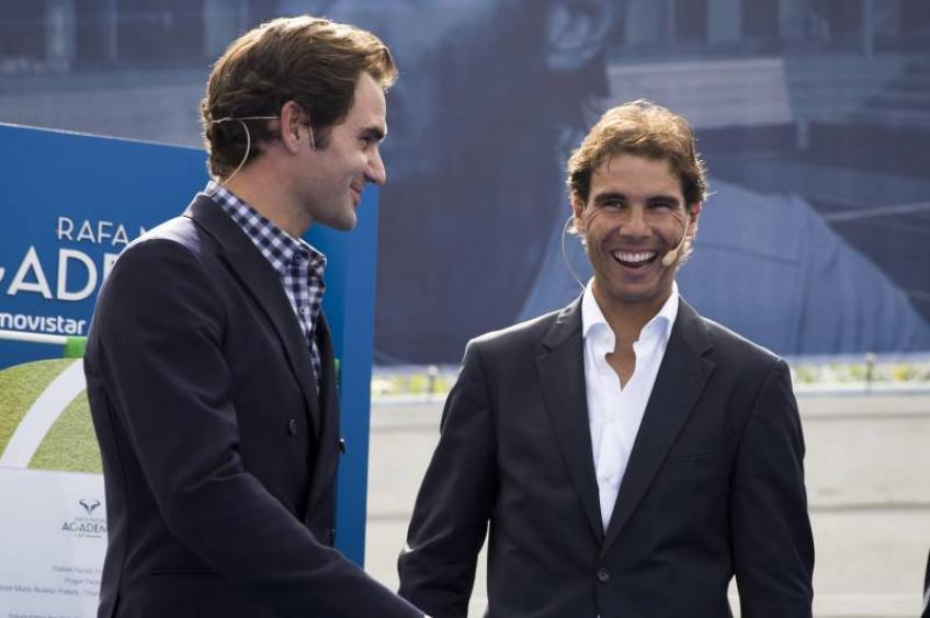 Roger Federer:'I would like to coach younger players at Rafa Nadal Academy'