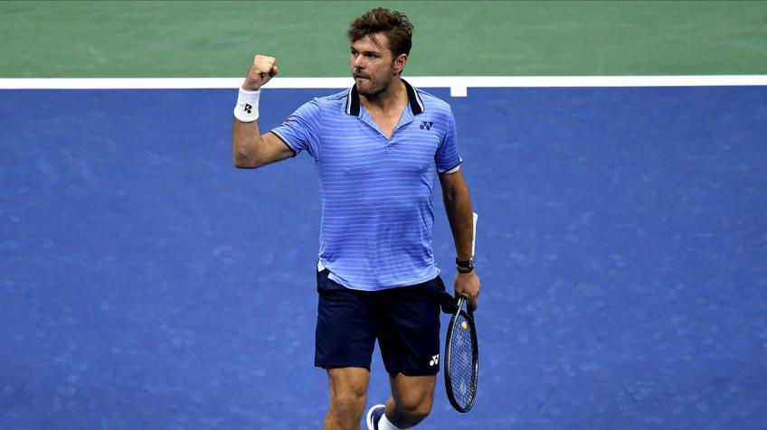 Stan Wawrinka can recover lost time
