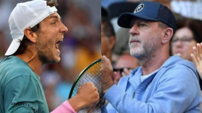 Loic Courteau Speaks About Lucas Pouille's Injury and Season