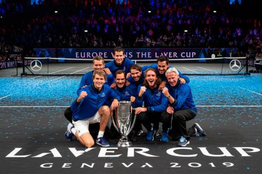 St. Petersburg Open slams Laver Cup co-founded by Roger Federer again
