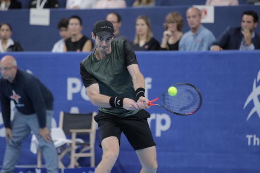 ATP Antwerp: Andy Murray and Stan Wawrinka set thrilling final clash