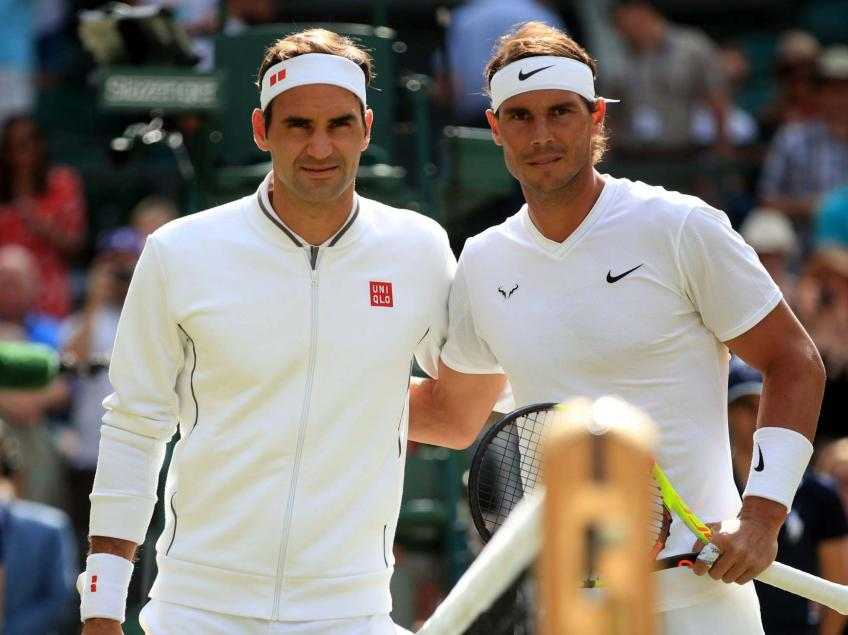 Roger Federer: 'I congratulated Rafael Nadal on wedding. He replied to me!""