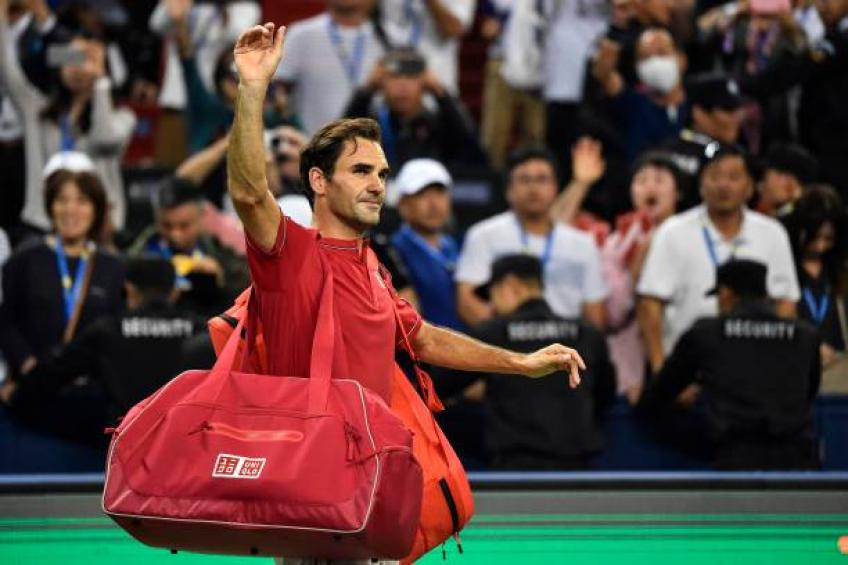 'I forgot them' - Roger Federer on how he goes past losses