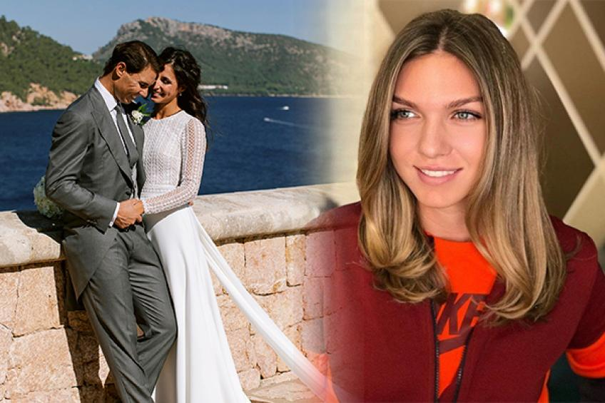 Nadal's wedding is over, but Halep comes next after 2020 US Open