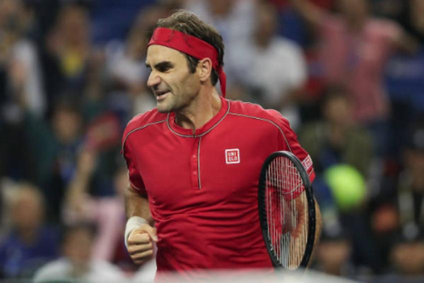 Basel Flashback: Roger Federer storms over Peter Gojowczyk in milestone encounter
