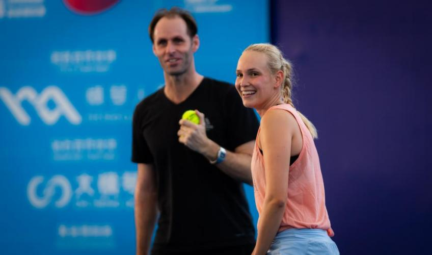 Donna Vekic: I have actually achieved my pre-season goals