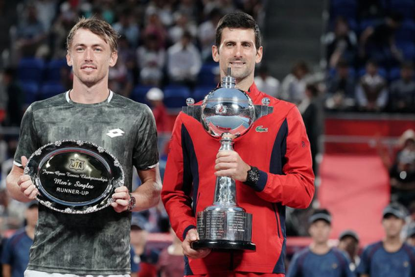 John Millman shares concern about the most notable ATP Cup issue