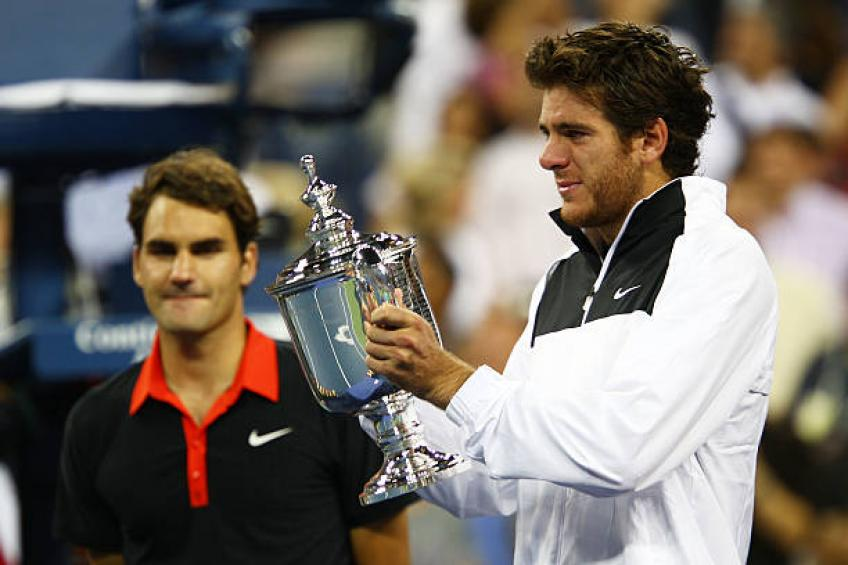 Del Potro is preparing to play exhibition match with Roger Federer - Gomez