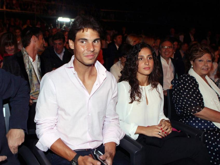 Wedding between Rafael Nadal and Maria Francisca was perfect - Father