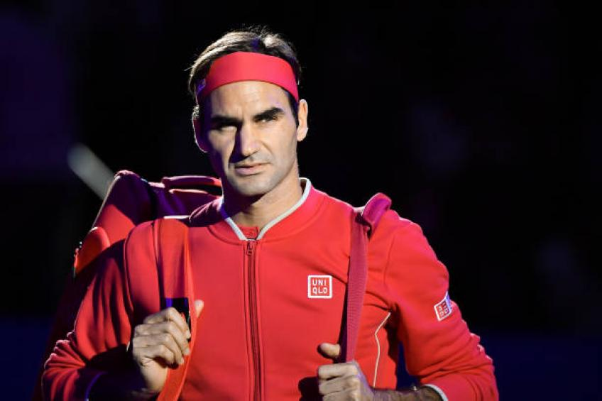 Roger Federer is better than Cristiano Ronaldo, Leo Messi on a rank