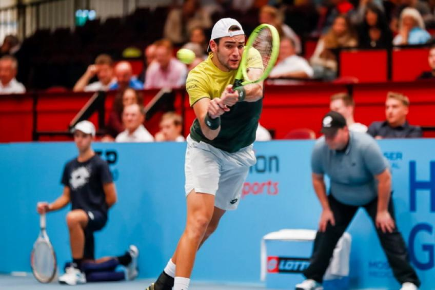 ATP Vienna: Berrettini edges Dimitrov. Khachanov, Rublev, Monfils advance